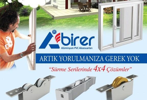 ARTIK YORULMANIZA GEREK YOK !!!